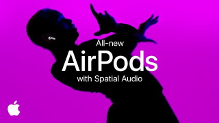 All-new AirPods with Spatial Audio   Apple