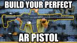 【经典武器】理想的AR-15手枪配置