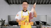 """厨师长教你:""""葱爆羊腿肉""""的家常做法,葱香味浓,嫩而不膻"""