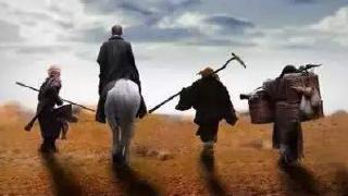"""【独家】"""" 要向前的走,交仗剑的友 """""""