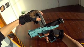 MK3 Nerf蓝鸟下场