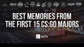 [CSGO] HLTV官方出品 盘点历届Major名场面