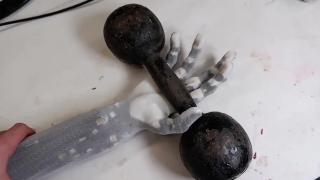 波兰公司的肌肉机械手臂,用来做假肢简直无敌了