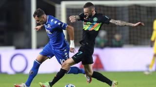 2021-2022赛季意甲第10轮 恩波利vs国际米兰 全场集锦