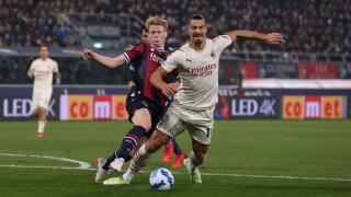 2021-2022赛季意甲第9轮 博洛尼亚vsAC米兰 全场集锦