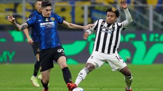 2021-2022赛季意甲第9轮 国际米兰vs尤文图斯 全场集锦