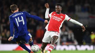 2021-2022赛季英联杯第四轮 阿森纳vs利兹联 全场集锦
