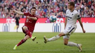 2021-2022赛季德甲第9轮 拜仁慕尼黑vs霍芬海姆 全场集锦