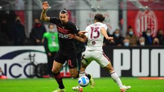 2021-2022赛季意甲第10轮 AC米兰vs都灵 全场集锦