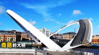 奇葩的大桥,叹为观止,网友:最后一个该不会是图纸拿反了吧