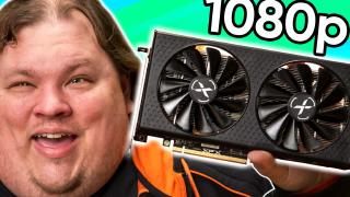 【官方双语】为何红厂静悄悄-AMD Radeon RX 6600评测#linus谈科技