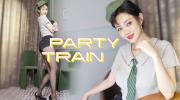 【party train】绿皮火车!这要是火了 就跳给列车长看!