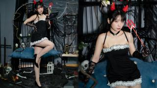 不给糖就捣蛋 纯欲小恶魔出现了 AKB48 Halloween Night 翻跳