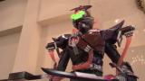 假面骑士甲斗里的原虫异虫骑士