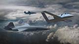 """美军""""外星人""""战机,具有超强隐身功能,与歼20比怎么样"""
