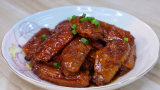 红烧鸡翅的做法,简单好吃,美味可口