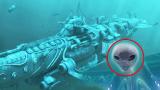 """USO,一个比飞碟还神秘的存在!USO,一个比飞碟还神秘的存在!探秘深海""""USO目击事件""""之谜!"""