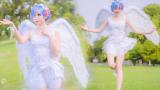 【咝小喵】天使蕾姆会一直守护你︎️wishing【星辰】