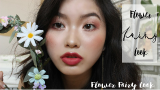 【Frida】内双妹子怎么画眼妆?初秋花仙子妆容~