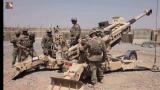 美国陆军M777火炮射击集锦