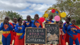 唐茶出道一周年祝福——非洲小朋友篇
