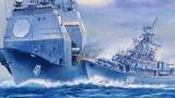 历史解读 冷战最后一次事件 1988年苏联海军撞击美国军舰事件