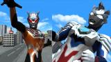 奥特英雄:大战机械怪兽!