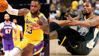 看着就疼!NBA脚踝终结者时刻合集!