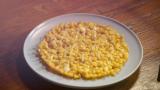 无锡非著名小吃——香甜酥脆的黄金玉米烙