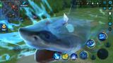 3D视角下的澜 这条鲨鱼有点凶