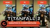 《泰坦陨落2》3平台画质对比