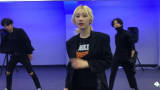 是你们帅气的洪宜珍~看小姐姐跳泰民和BoA的舞