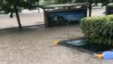 郑州,20号下午6点正在电竞酒店上网被淹