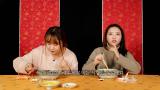 中国人品尝韩式中餐