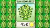 9999 threepeater vs 9999 zombies 2 in plants vs zombies mod